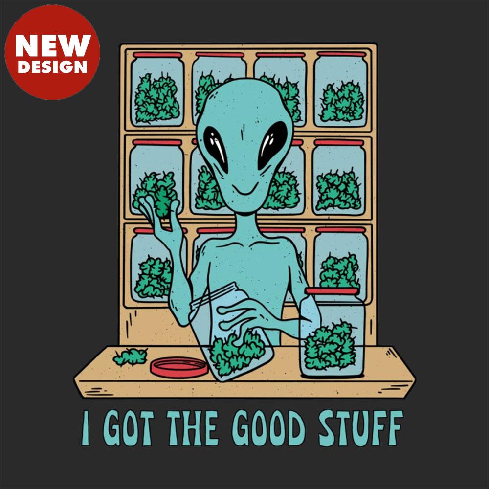 Alien Cannabis Budtender